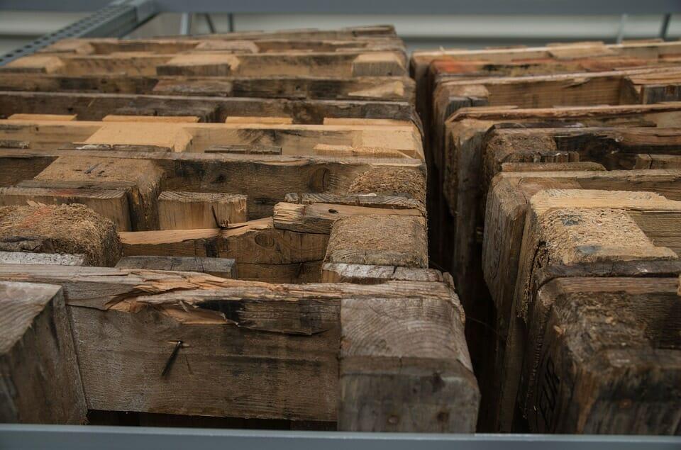 Palets de madera: tipos y recomandaciones de uso