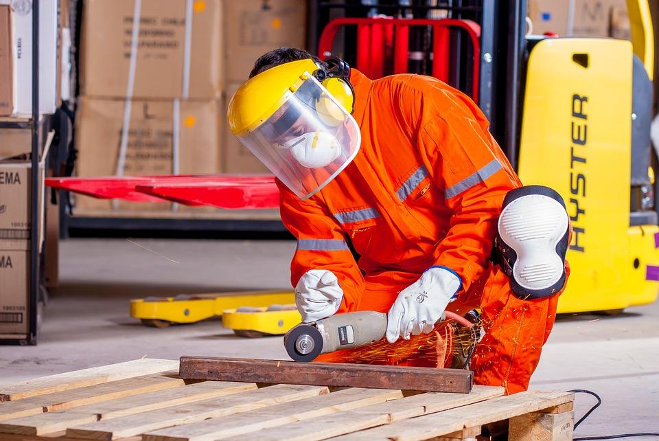 reparacion palets de madera